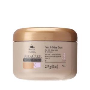 KeraCare Natural Textures Twist & Define Cream