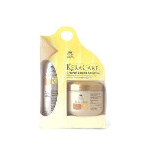 KeraCare Cleanse & Deep Condition Pack
