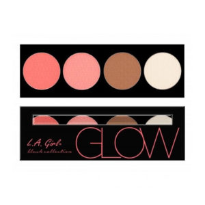 L A Girl Brick Blush GLOW