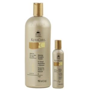 KeraCare Hydrating Detangling Shampoo (Sulfate Free)