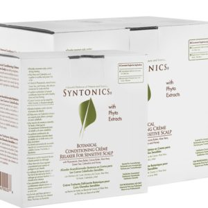 Syntonics Botanical Conditioning Crème Relaxer for Sensitive Scalp