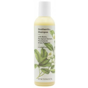 Syntonics Grothentic Shampoo (STEP 1)
