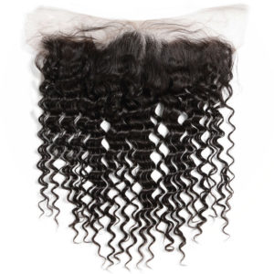 Lace frontal closure 13X4 malaisienne péruvienne