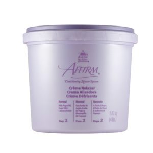 Affirm Creme Relaxer (Step 2) Normal