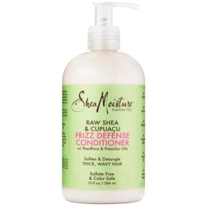 SheaMoisture Raw Shea & Cupuaçu Frizz Defense Conditioner