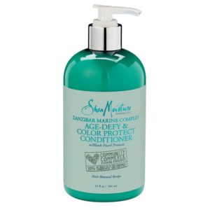 SheaMoisture Zanzibar Marine Complex Age-Defy & Color Protect Conditioner