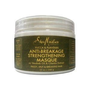 Shea Moisture Yucca & Plantain Anti-Breakage Strengthening Masque