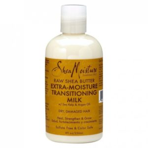 SheaMoisture Raw Shea Butter Moisturizing Transitoning Milk