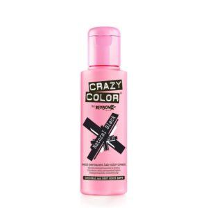 Crazy Color by Renbow Coloration semi-permanente 32 Natural Black