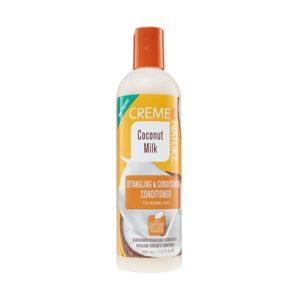 Creme of Nature Certified Natural Coconut Milk Detangling & Conditioning Conditioner