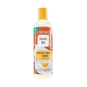 Creme of Nature Certified Natural Coconut Milk Detangling & Conditioning Shampoo
