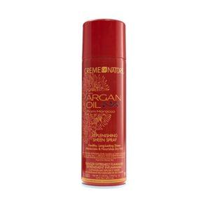 Creme of Nature Argan Oil Replenishing Sheen Spray