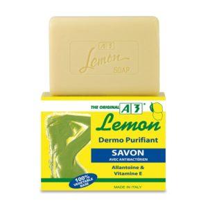 A3 Lemon Dermo-Purifiant Savon Anti-Bacterien