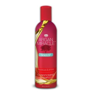 African Pride Argan Miracle Conditioning Shampoo