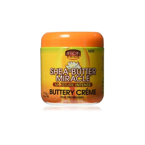 African Pride Shea Butter Miracle Buttery Créme