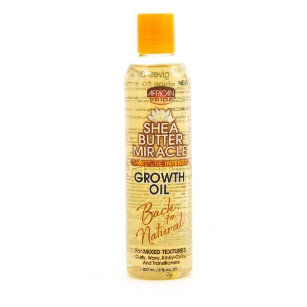 African Pride Shea Butter Miracle Growth Oil