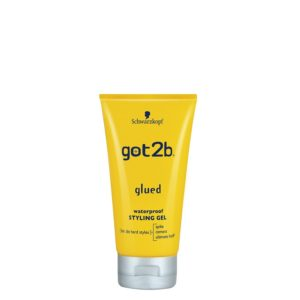 Schwarzkopf Got2B Glued Waterproof Styling Gel