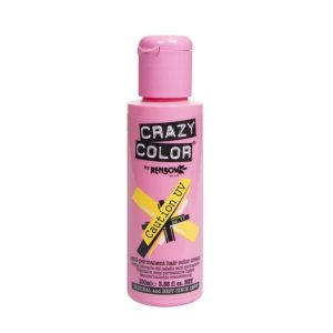 Crazy Color By Renbow Coloration Semi-Permanente 77 Caution UV