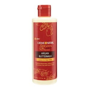Creme of Nature Argan Oil Argan Buttermilk Leave-In Hair Milk