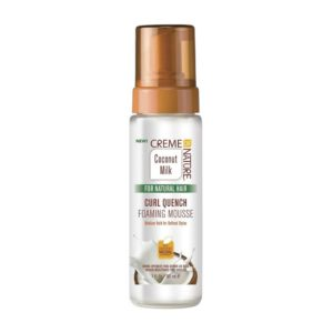 Creme of Nature Coconut Milk Curl Quench Foaming Mousse