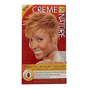 Creme of Nature Exotic Shine Color Honey Blonde 10