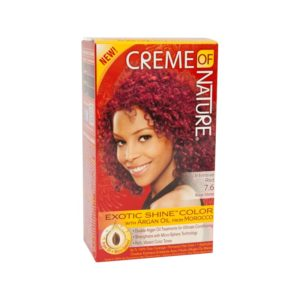 Creme of Nature Exotic Shine Color Intensive Red 7.6
