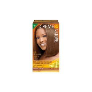 Creme of Nature Moisture-Rich Hair Color C20 Light Golden Brown