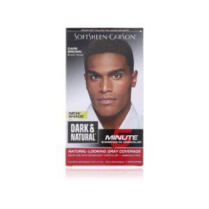 Dark and Natural 5 Minute Shampoo-In Haircolor Natural Dark Brown