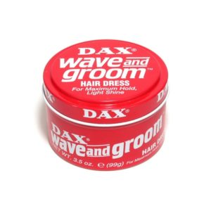 Dax Wave And Groom Hair Dress