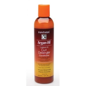 IC Fantasia Argan Oil Leave-in Curl Detangler Conditioner