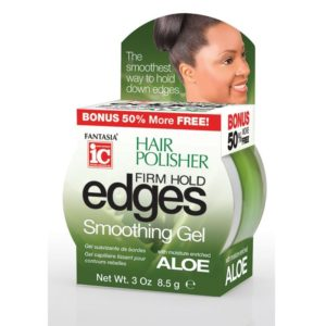 IC Fantasia Hair Polisher Edges Firm Hold Smoothing Gel