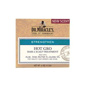 Dr.Miracle's Hot Gro Hair & Scalp Treatment Regular