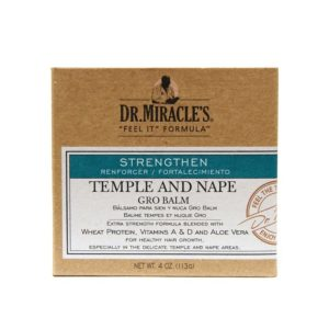 Dr.Miracle's Temple And Nape Gro Balm Regular