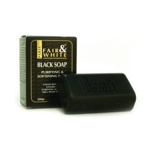 Fair and White Original Anti-bacterial Black Soap