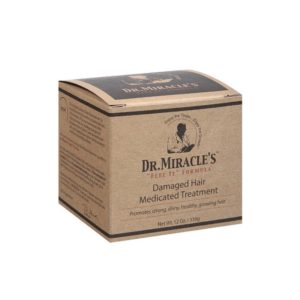 Dr.Miracle's Damaged Hair Medicated Treatment