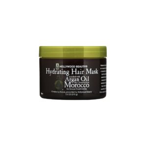 Hollywood Beauty Hydrating Hair Mask With Argan Oil From Morocco