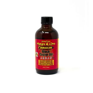 Jamaican Mango & Lime Black Castor Oil Argan