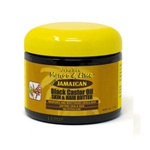 Jamaican Mango & Lime Black Castor Oil Skin & Hair Butter