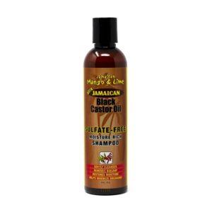 Jamaican Mango & Lime Black Castor Oil Sulfate-Free Shampoo