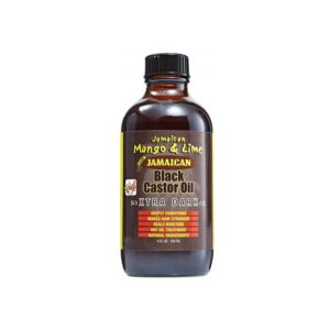 Jamaican Mango & Lime Black Castor Oil Xtra Dark