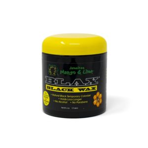 Jamaican Mango & Lime Blax Black Wax