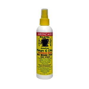 Jamaican Mango & Lime Medicated No More Itch Spray