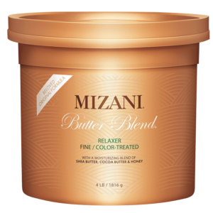 Mizani Butter Blend Relaxer Fine Color Treated Hair