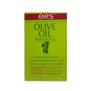 ORS Olive Oil Professional No-Lye Relaxer Kit Normal Strength