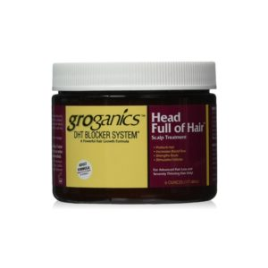 Groganics Head Full of Hair Scalp Treatment